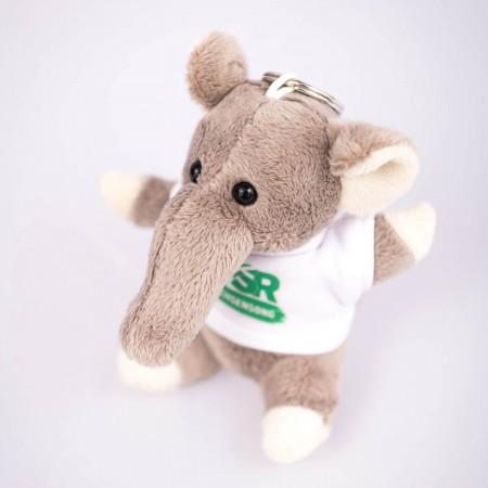 RADIO PSR Schlüsselanhänger Elefant