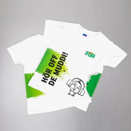 """RADIO PSR Kinder-T-Shirt """"Kopfhörer"""""""