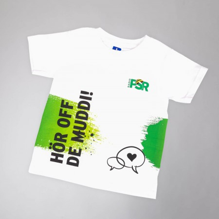 "RADIO PSR Kinder-T-Shirt ""Sprechblase"""
